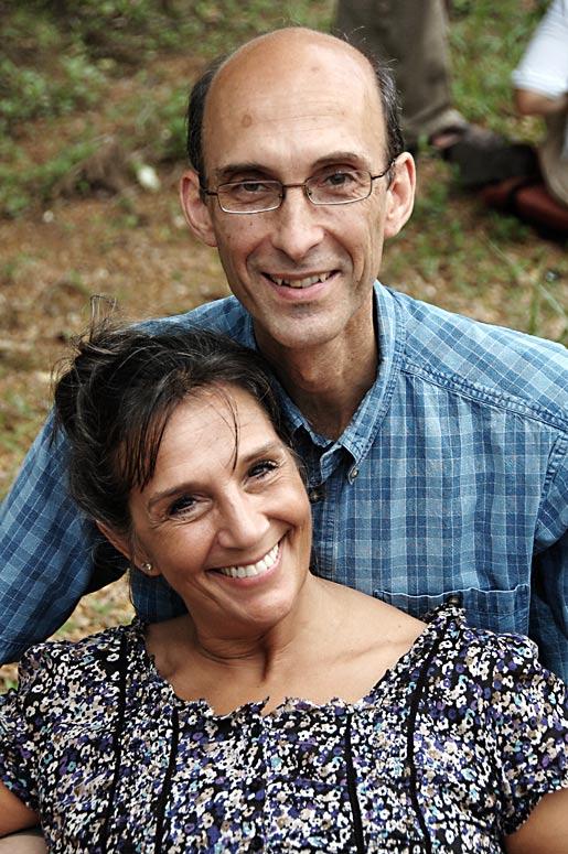 Pa and Mom
